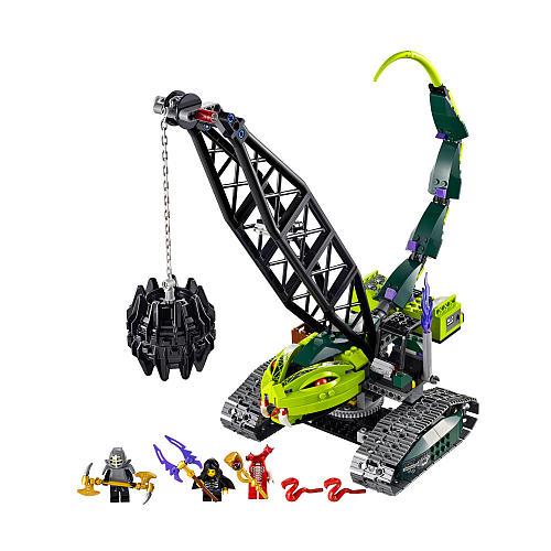 Лего ниндзя го lego ninja go лего 9457 ninjago