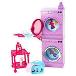 Набор аксессуаров Barbie Барби Гламурная прачечная X7938