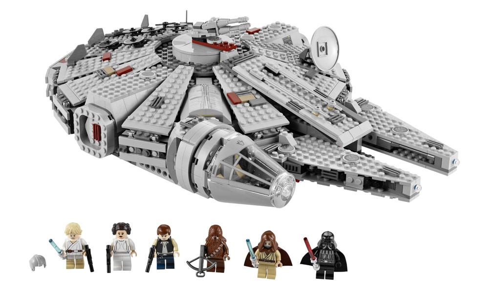 Лего звездные войны lego star wars лего 7965 star