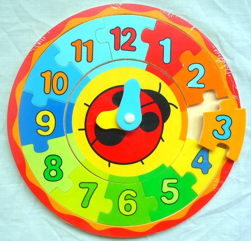 Пазл Часы 8635