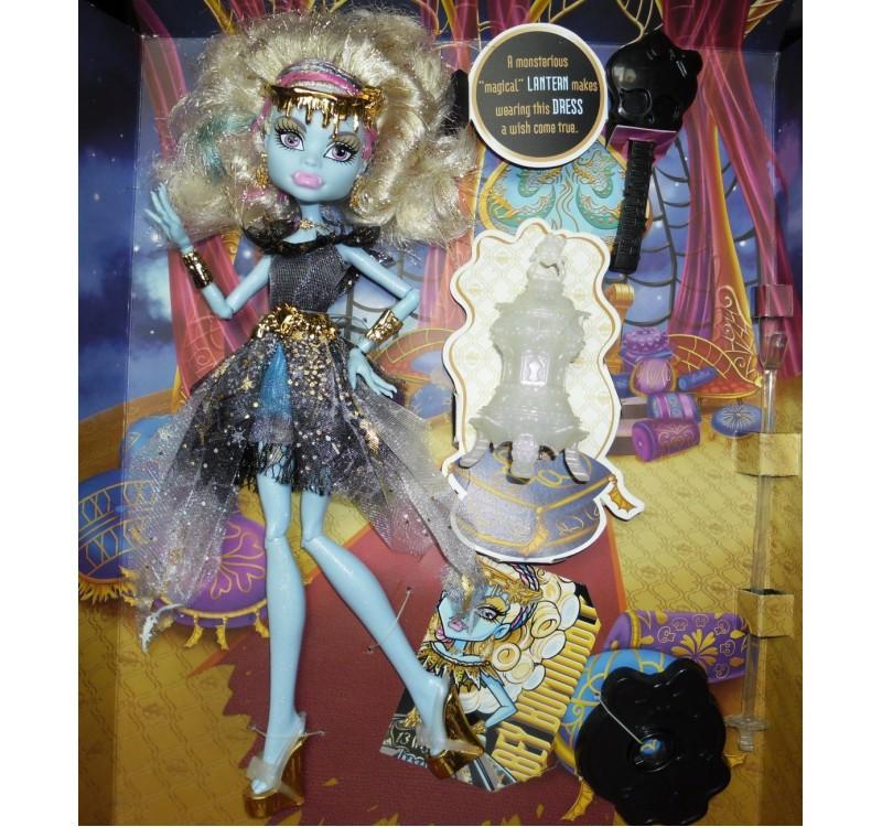 Купить куклу Монстр Хай Эбби серия 13 Желаний недорого, с доставкой