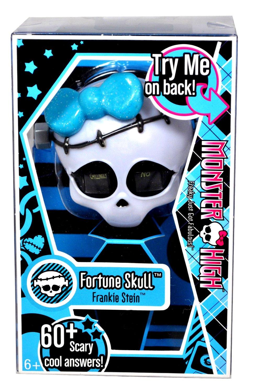 Игровой набор Monster High T1408 Монстр Хай Предсказатель Судьбы - Череп фортуны Фрэнки Штейн