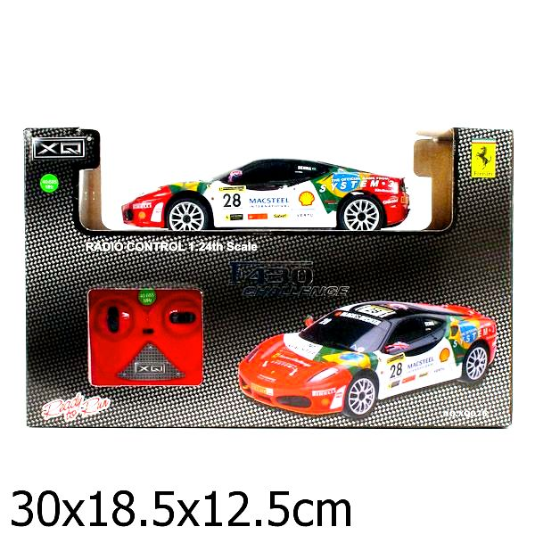Радиоуправляемая машина Ferrari F430 Challenge
