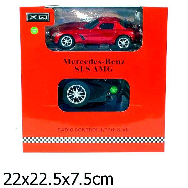 Радиоуправляемая машина Mercedes Benz SLS 1:24