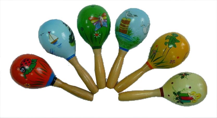 Детская игрушка погремушка мини 2081