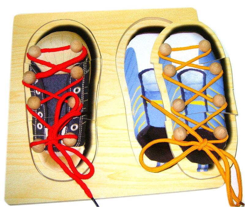 Шнурки для ботинок своими руками