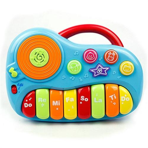 Музыкальная игрушка Пианино Маша и Медведь 2001-NL