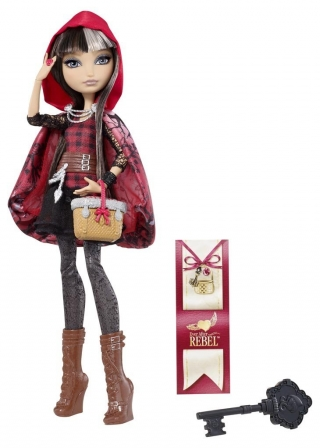 Кукла Ever After High Сериз Худ (Cerise Hood) базовая