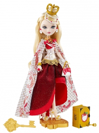 Кукла Ever After High BCF49 Apple White Эппл Уайт День наследия(Legacy day)