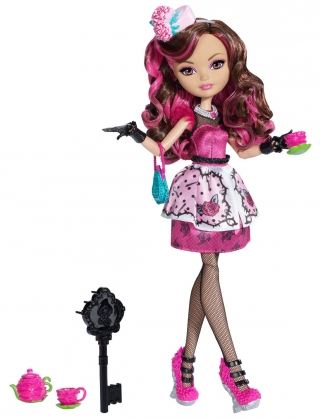 Кукла Браер Бьюти (Briar Beauty) серия Чаепитие в шляпках(Hat-Tastic)  из Ever After High