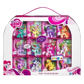 My Little Pony.Collection Set of 12 Ponies