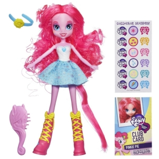 My Little Pony. Кукла Equestria Girls, Pinkie Pie